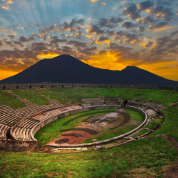 LiFi App Pompeii